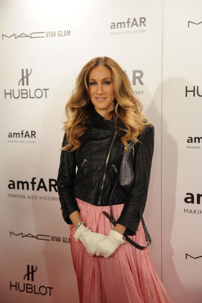 Haute Event: amfAR Gala in NYC