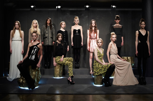 New York Fashion Week: Backstage With Designer Erin Fetherston