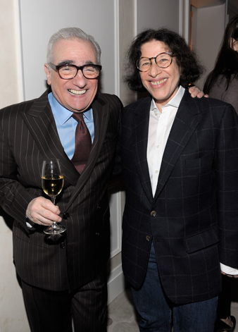 Vanity Fair and Richard Mille Honors Martin Scorsese