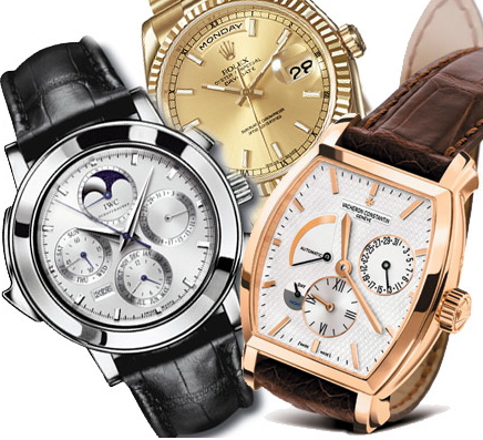 Haute Time: Demand For Luxury Timepieces May Be Slowing In China