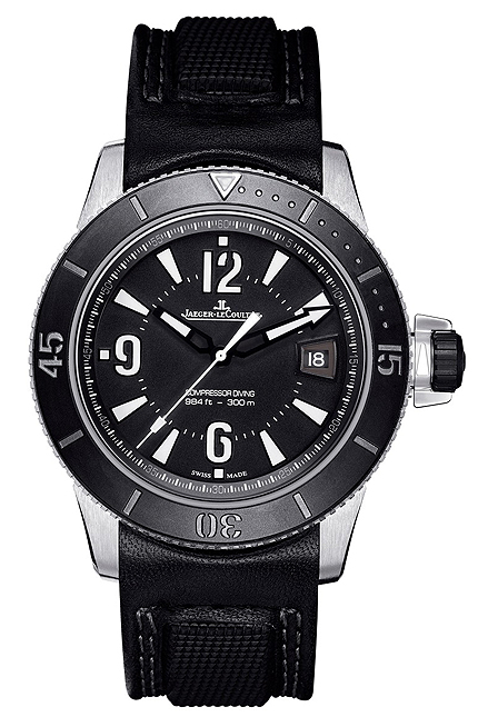 "Haute Time: ""Act of Valor"" Features the Jaeger-LeCoultre Navy SEALs Watch"