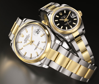 Rolex Tops List Of Brits' Favorite Brands