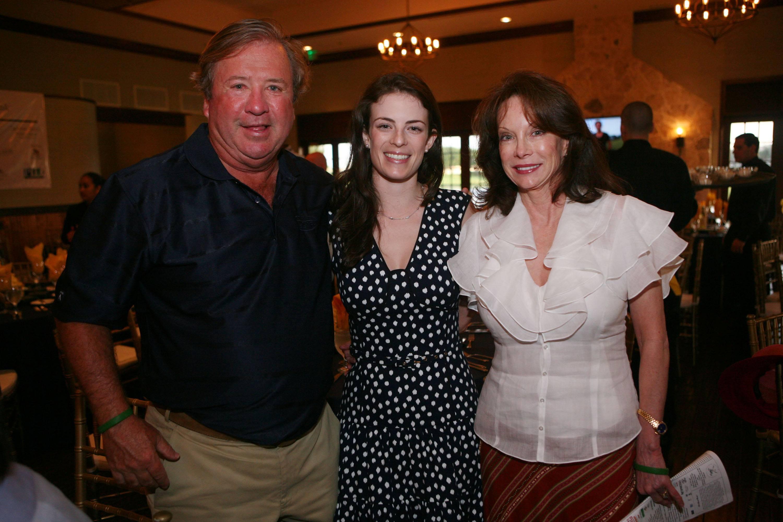 Tim Gannon, Alexandra Garrison, & Pam Garrison