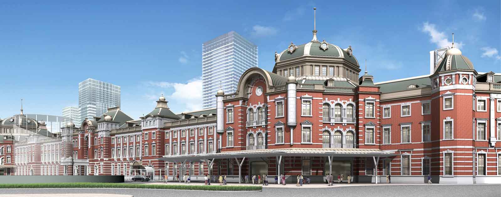 The Tokyo Station Hotel to Reopen in October 2012