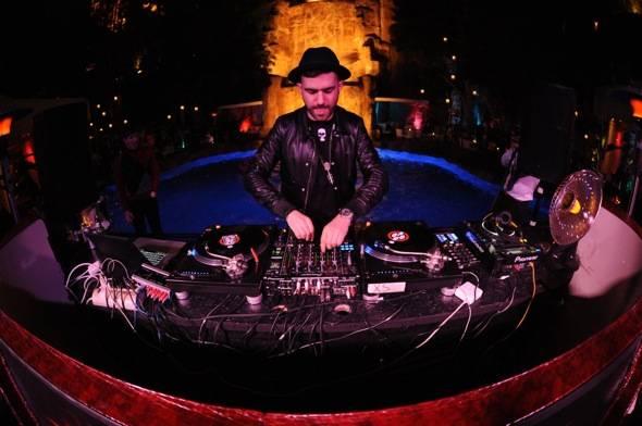 Tryst Nightclub - DJ A-Trak 2