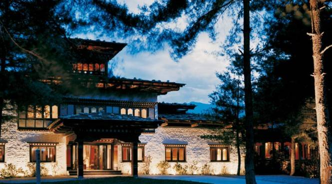 COMO Hotel and Resort in Bhutan Opening Sister Hotel, Uma Punakha