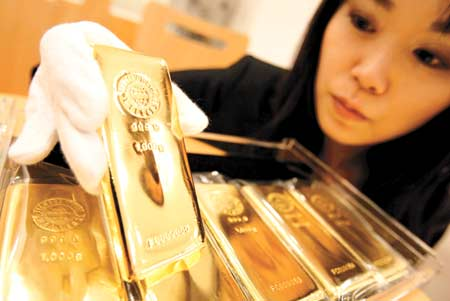 China Emerging As Superpower In Gold Market For 2012