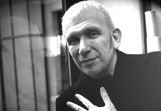 Jean-Paul Gaultier Speaks in Rome for IHT Conference