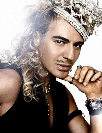 John Galliano Rises