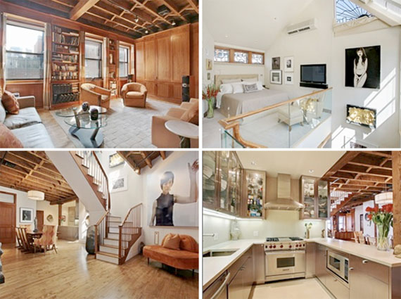 Exes Katy Perry and Russell Brand List Tribeca Penthouse