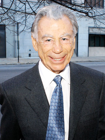 Haute 100 Los Angeles Update: Kirk Kerkorian Helps Fund Boxer Brain Study