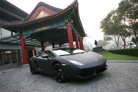 Lamborghini Sales Slow in China