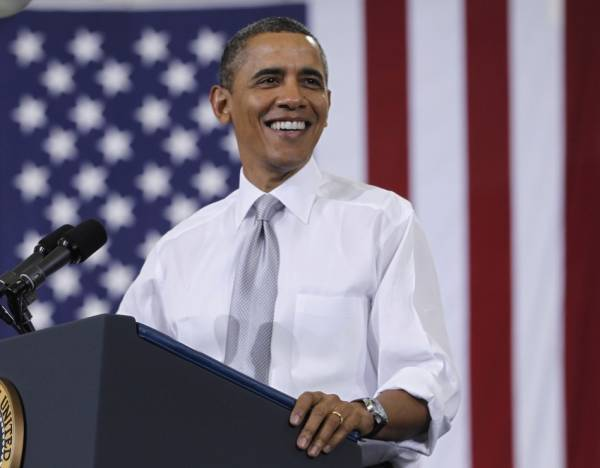 President Obama Kicks off Campaign Events in L.A.