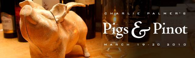 Pigs & Pinot:  Healdsburg's Hottest Ticket