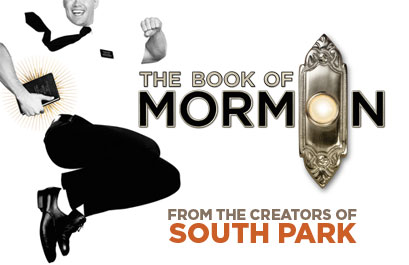 "Broadway Hit ""The Book of Mormon"" is on a Mission to the Curran Theater"