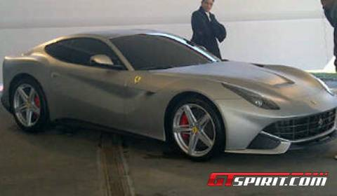 Sneak Peak At The 2013 Ferrari F620 GT Released Today
