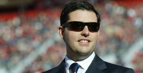 Haute 100 San Francisco Update: NFL Approves $200 Million Loan for Jed York's 49ers New Stadium