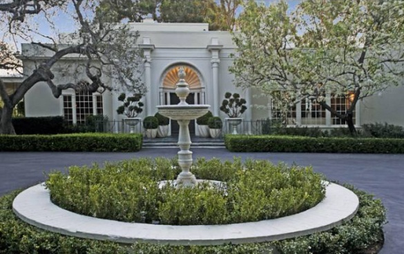 Beverly Hills Manse owned by Designer Kelly Wearstler listed for $39 Million