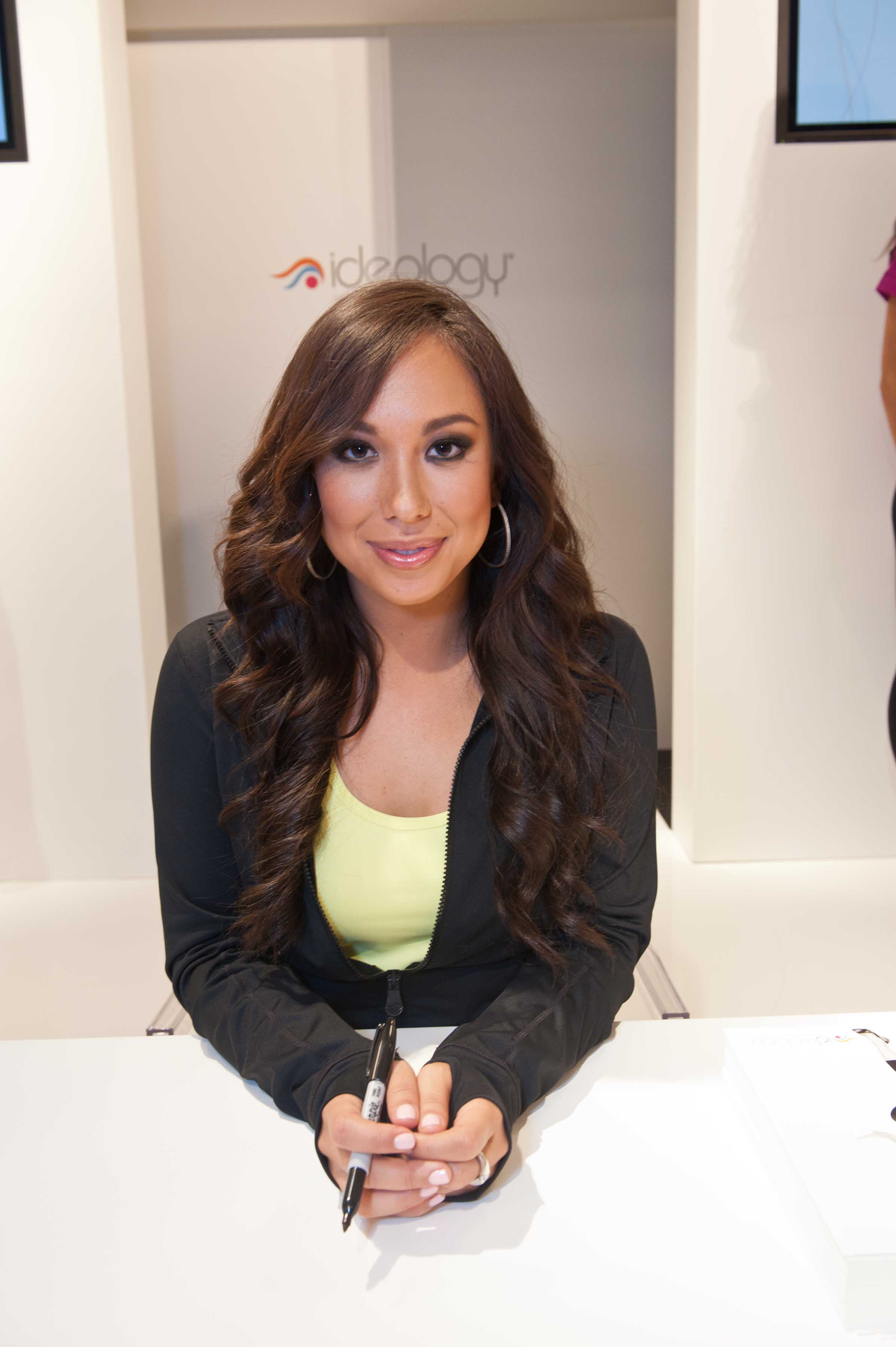 Cheryl Burke Introduces IDEOLOGY at Macy's Union Square