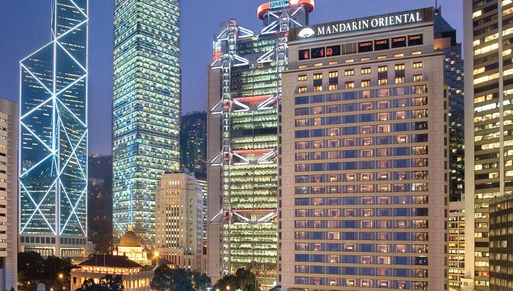 Mandarin Oriental, Hong Kong Named Official Hotel Of Art HK For Second Year