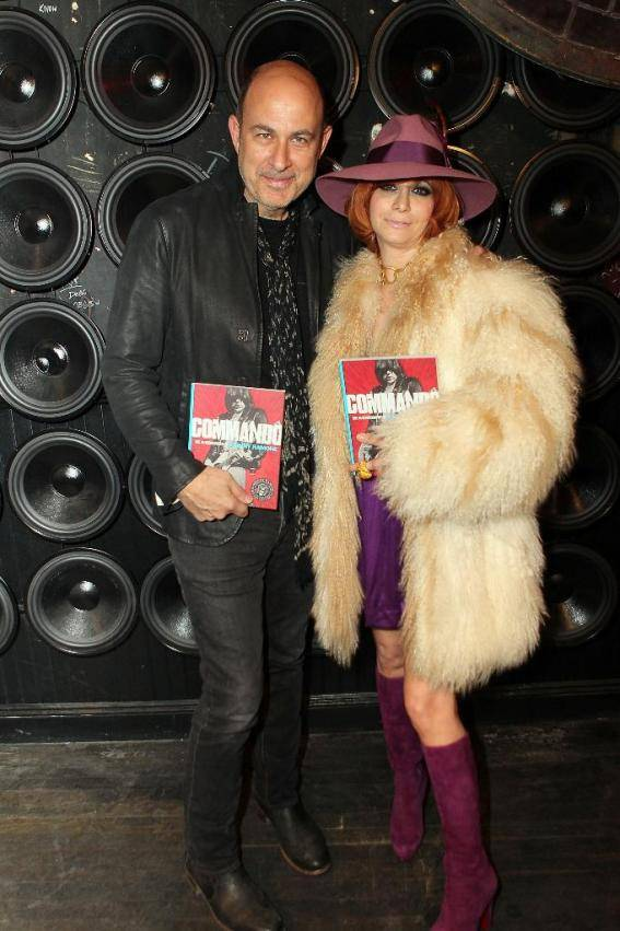 John Varvatos Hosts Launch of Commando: The Autobiography of Johnny Ramone