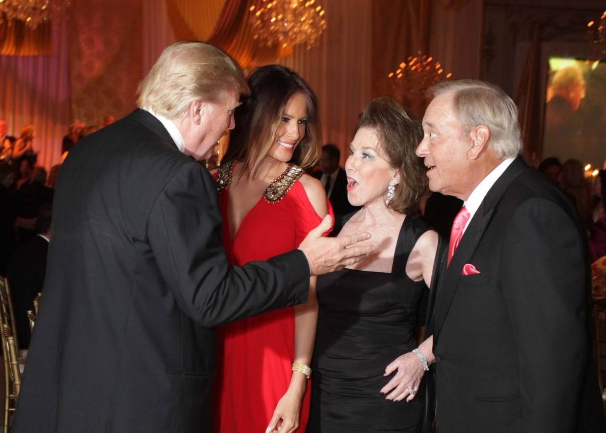Discovery Celebration Gala, Chaired By Trump, Raises More Than $1.5 Million For Cancer
