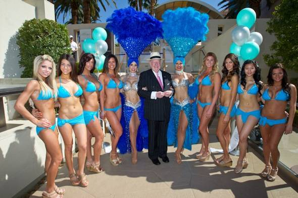 Haute Event: Wet Republic Opens with Oscar Goodman Kicking Off the Day