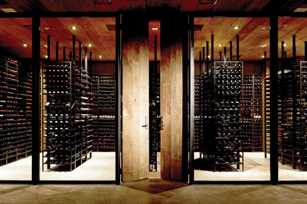 PRESS Restaurant in Napa Valley Debuts New All-Napa Wine Cellar