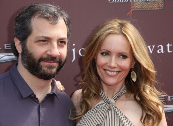 Haute 100 Los Angeles Update: Judd Apatow and Leslie Mann Support Stuart House