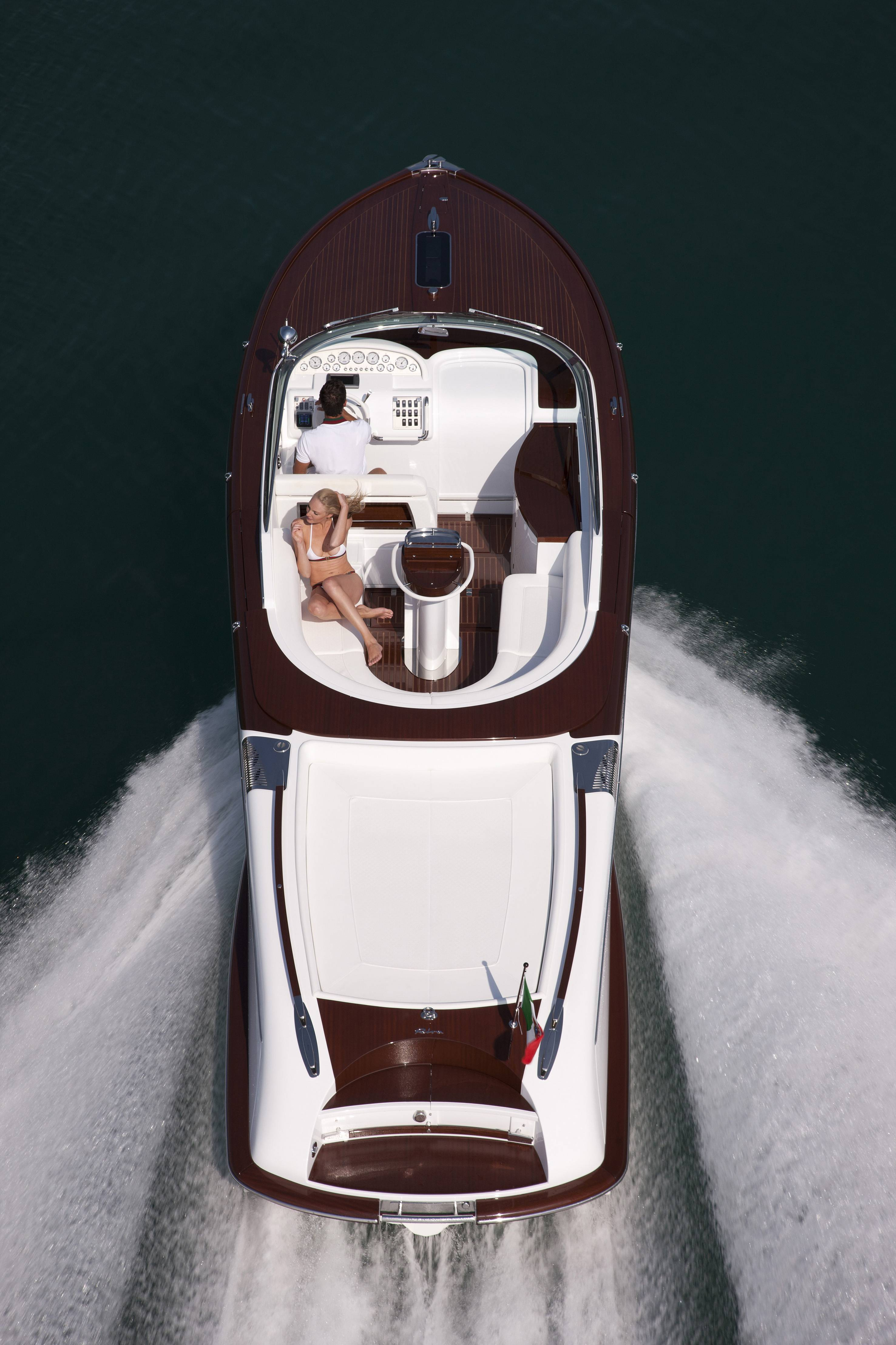 Haute Yachts: Aquariva by Gucci and Riva