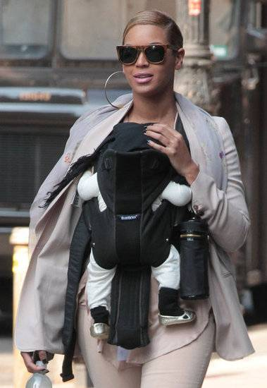 Haute 100 New York Update: Beyoncé and Jay-Z out and about in NYC