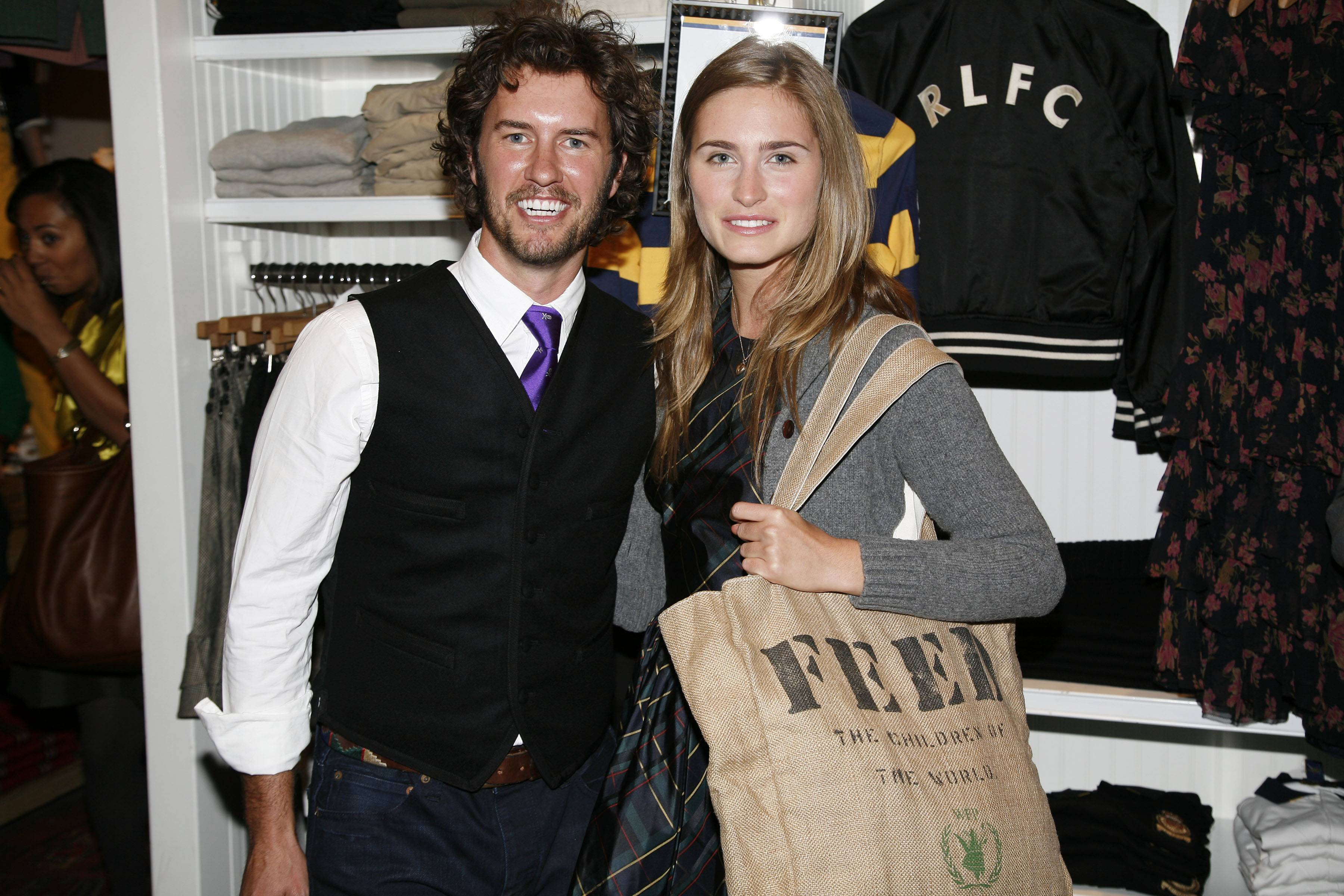 Haute 100 Update New York: Lauren Bush Lauren's FEED Teams up with TOMS
