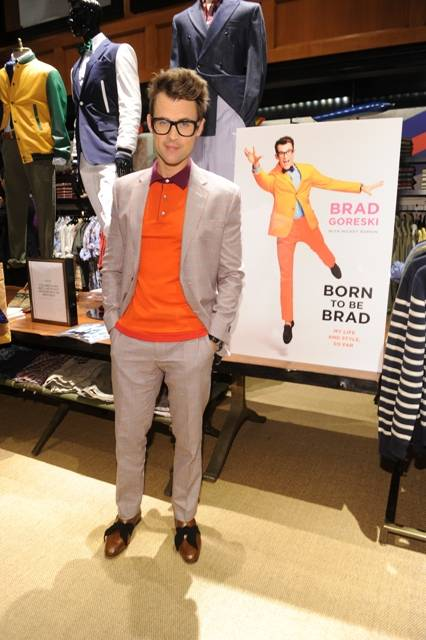 Haute Event: Brad Goreski Celebrates The Release Of His New Book With Tommy Hilfiger