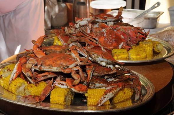 Haute Event: Patio Season Opens at Lakeside and SW with a Crab