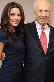 Haute 100 Los Angeles Update: Eva Longoria Attends the Latino and Jewish Leaders Meeting