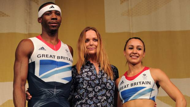 Stella McCartney Launches Team GB Olympic Kit