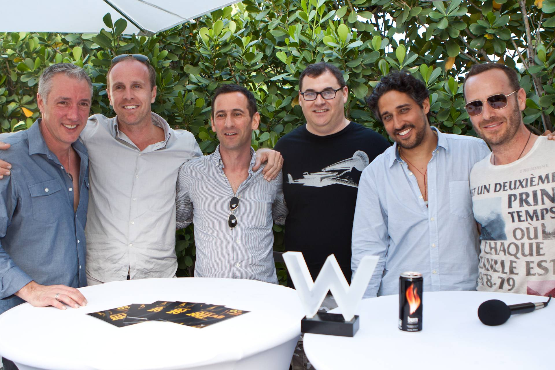W South Beach Hotel and Residences Plays Host to Panel Discussion During WMC
