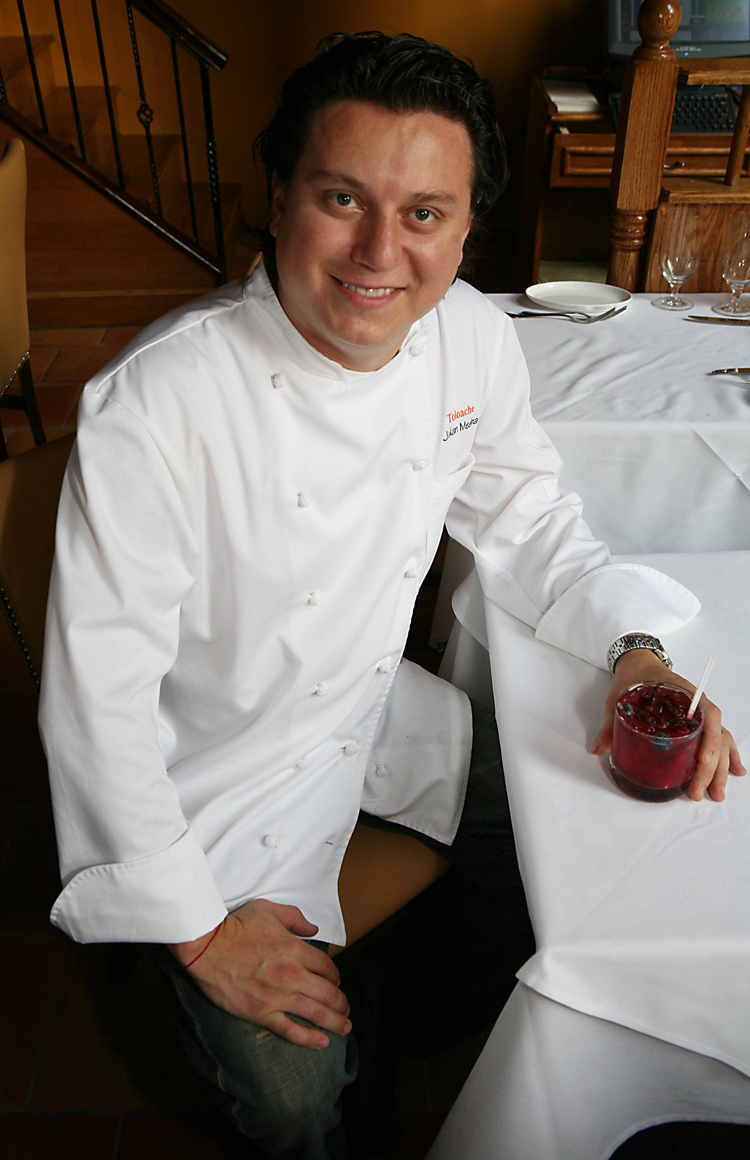 Haute Dining: 10 Questions For Chef Julian Medina