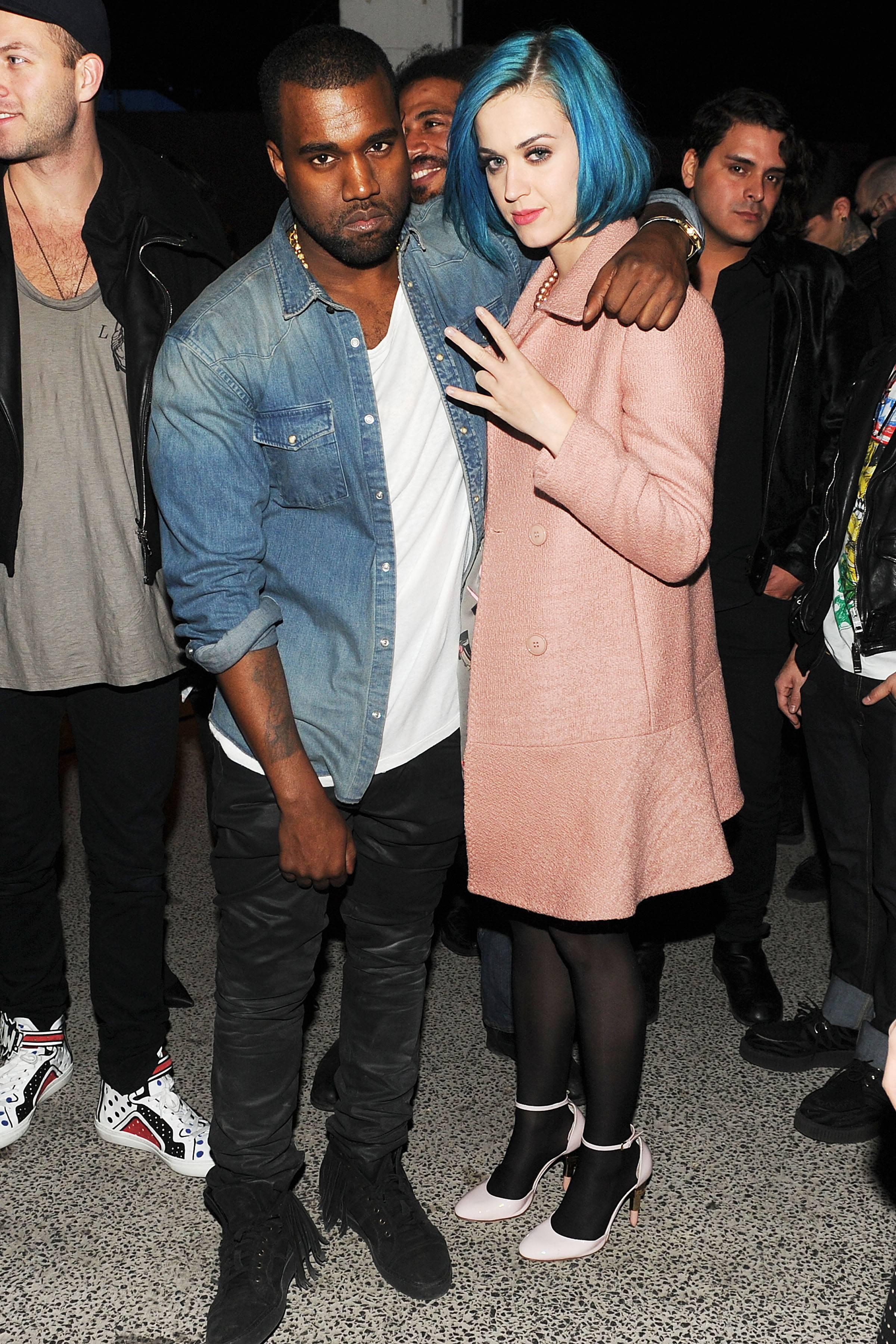 Katy & Kanye