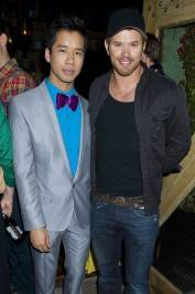 Kellan Lutz, Jared Eng