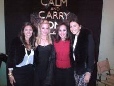 Melissa Meyers, Stephanie Hirsch, Rosanna Scotto and Tanya Zuckerbrot