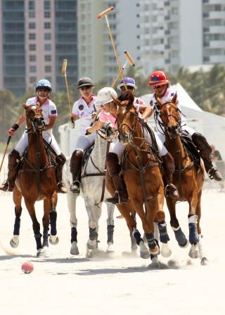 Miami Beach Polo Womens