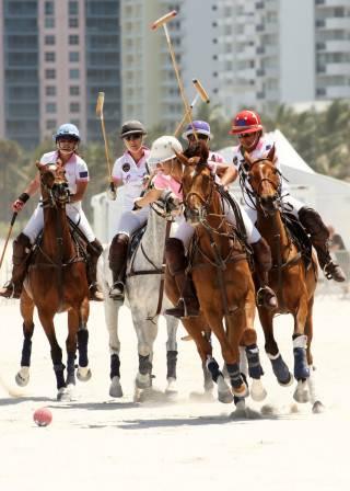 Miami Beach Polo Womens