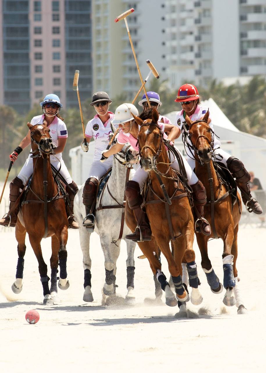 Maserati Miami Beach Polo World Cup Returns to South Beach