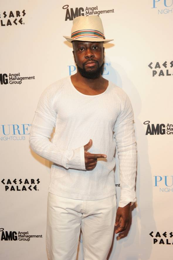 Haute Event: Wyclef Jean Helps Pure Celebrate 7 Years
