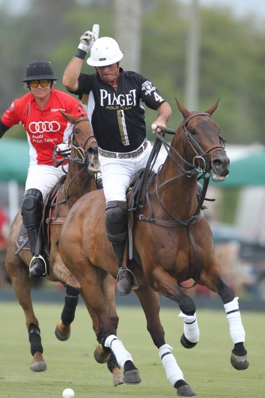 Piaget Heads to Palm Beach for Gold Cup Polo Tournament