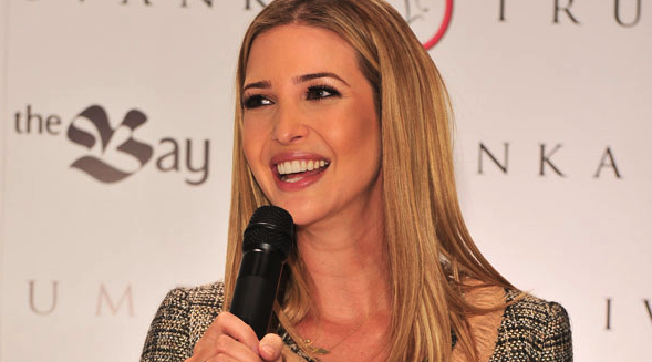 Haute 100 New York Update: Ivanka Trump Launches Clothing Line