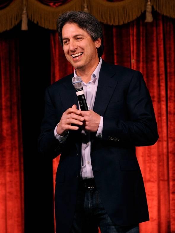 Ray Romano performing at Brad Garrett's Comedy Club VIP Grand Opening at MGM Grand 3.29.12