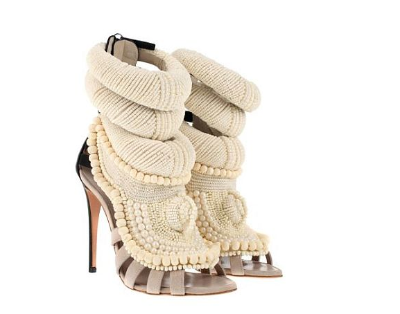 Kanye West Designs $5,800 Giuseppe Zanotti Shoes