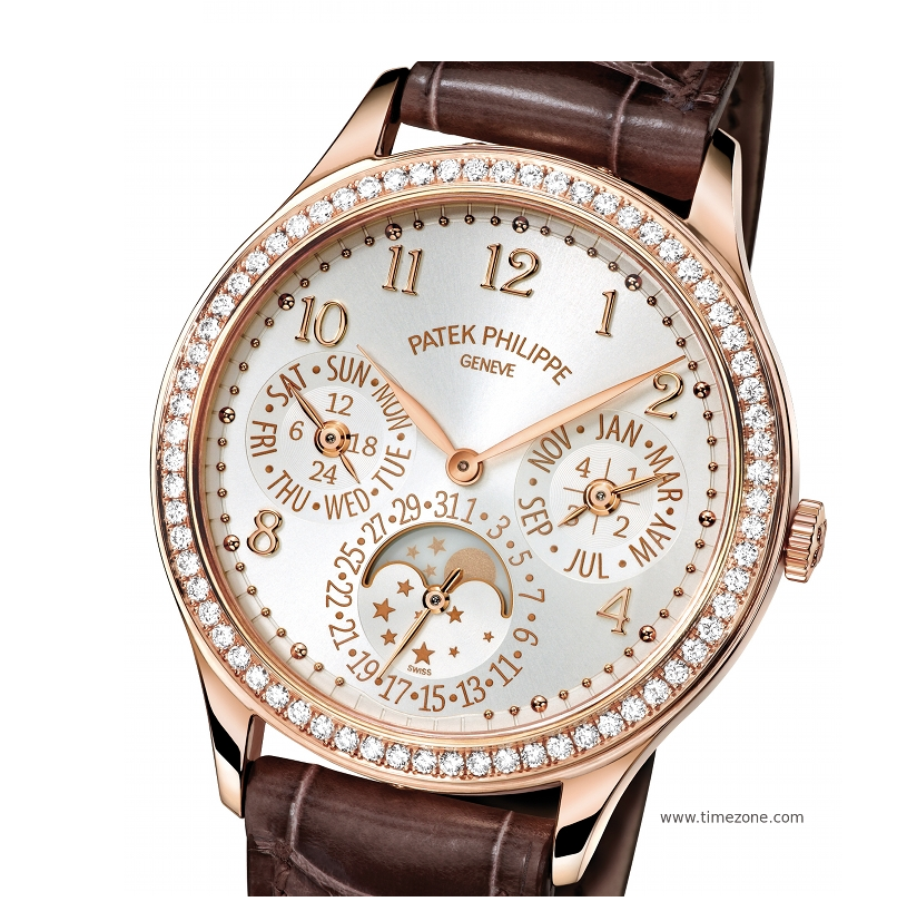 Haute Time: Patek Philippe Ladies First Perpetual Calendar